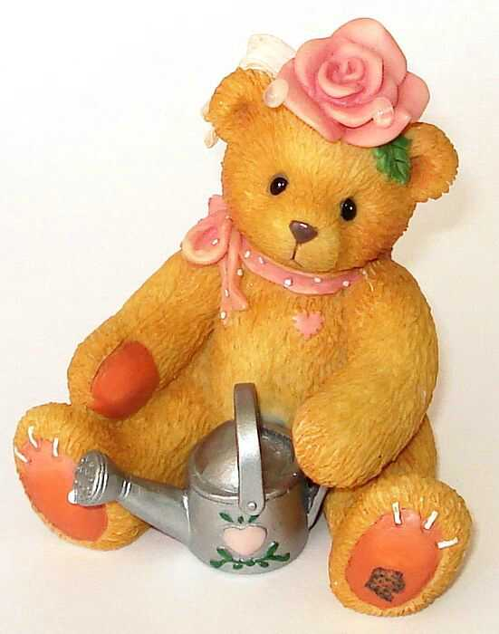 Cherished Teddies ROSE -