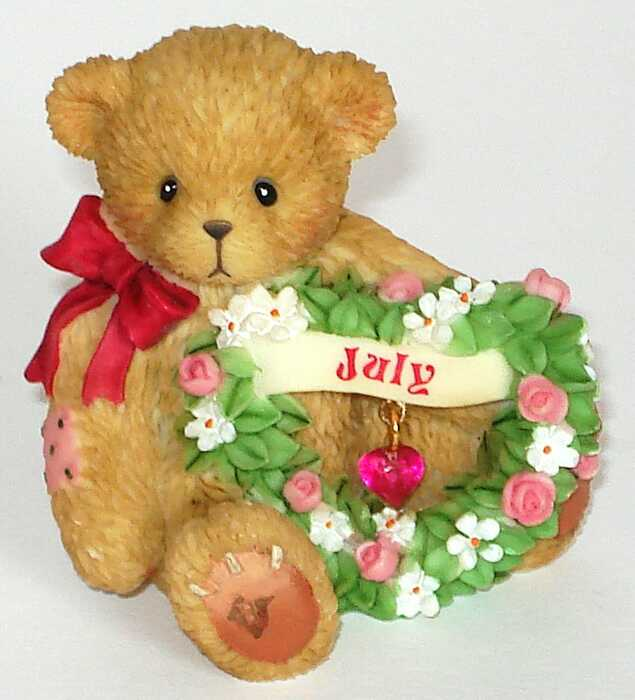 Cherished Teddies SPARKLING HEARTS -