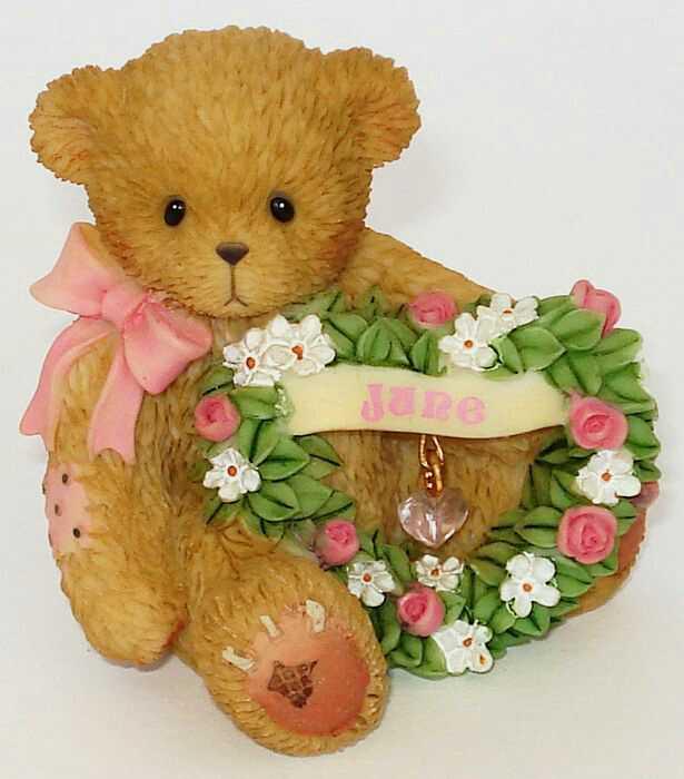 Cherished Teddies SPARKLING HEARTS -