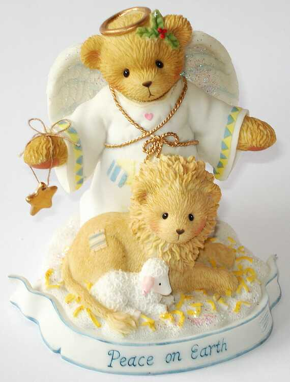 Cherished Teddies TESSA -