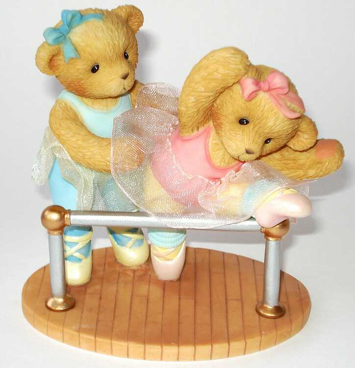 Cherished Teddies Hamilton TuTu Friends #1 - HAMILTON -