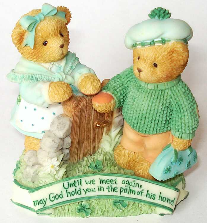 Cherished Teddies Hamilton Exclusive - 5th In The Irish Blessings Collection -